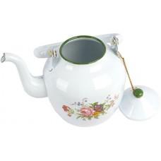 أباريق الشاي من خليط معدني ، متعدد الالوان - مقاس 16 سم